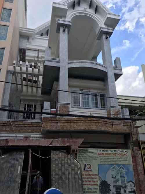 Sửa chữa nhà biệt thự nhà Anh Đồng K300